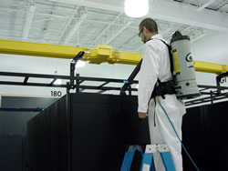 Computer Room And Data Center Cleaning And Maintenance