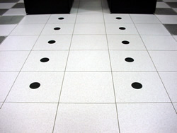 Data-Tec Systems offers both new and used panels for raised floor systems.